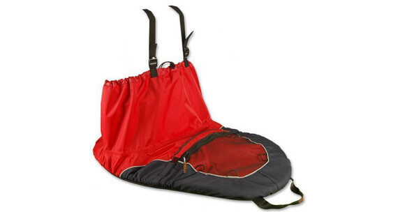 Hiko Trek Bungee Red